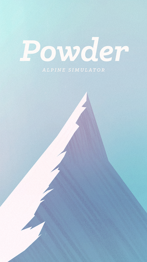 Powder - Alpine Simulator