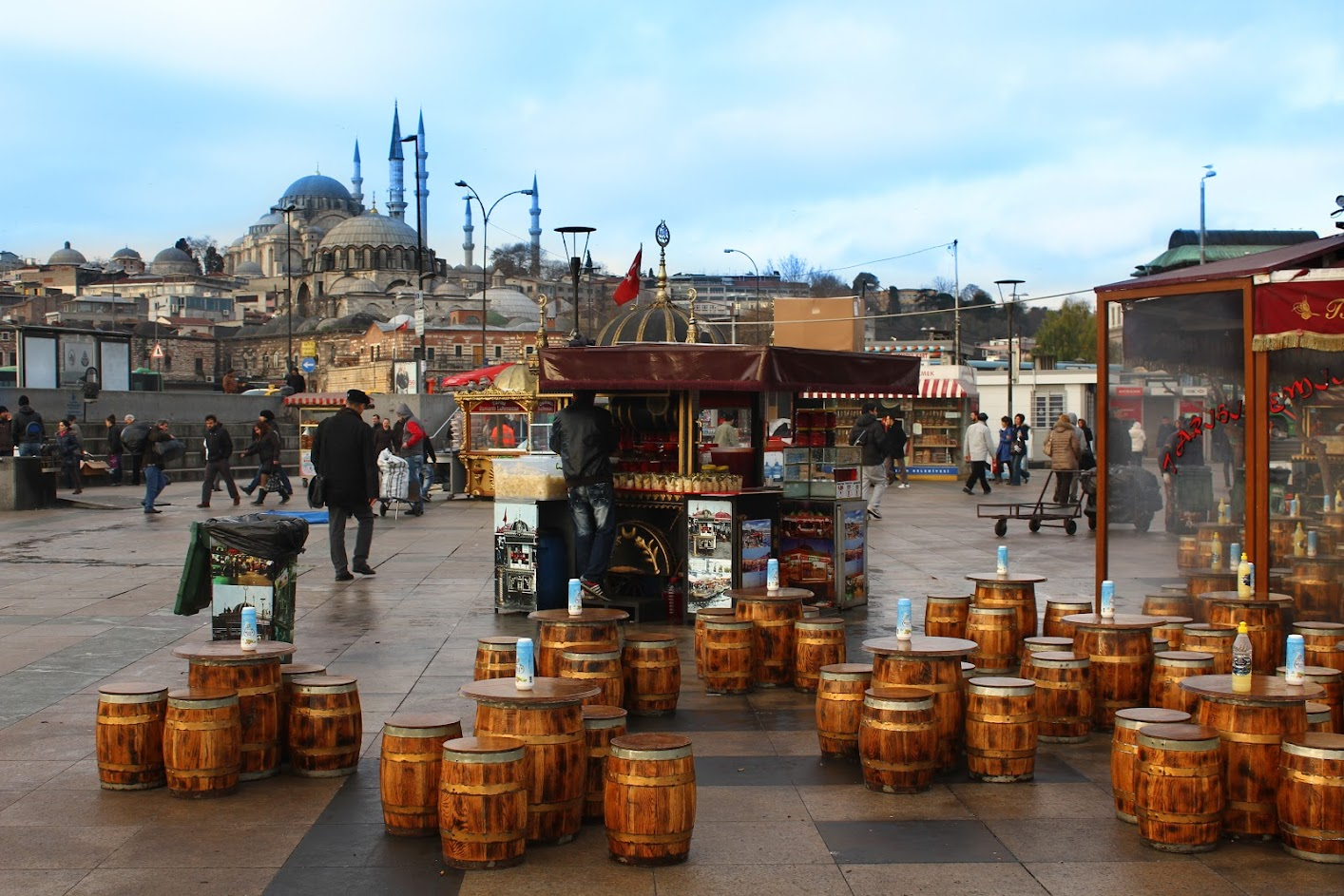 Roteiro ISTAMBUL - 3º dia em Istambul - Da Alta à Baixa | Turquia