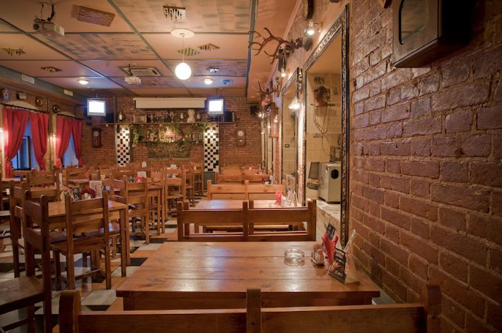 Фото №10 зала Золотая вобла на Покровке