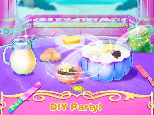 Princess Cake Bakery- Frost Cakes Baking Salon 1.6 Screenshots 2