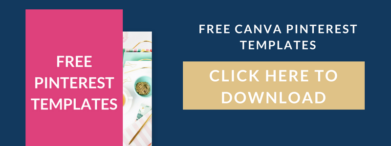 Click here to subscribe - How to Design Pinterest Templates in Canva by popular social media marketing agency Confetti Social