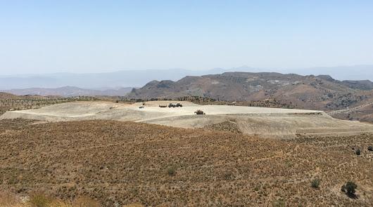 Firmas contra una macrogranja para 6.000 cerdos en Cerro Roldán
