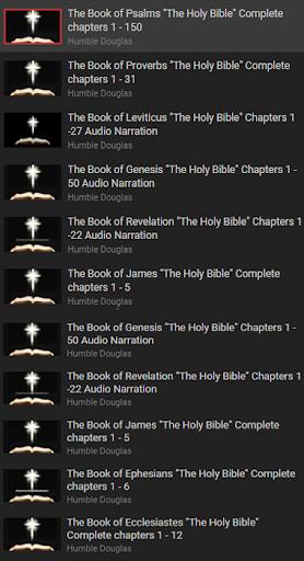 Free 聖書 KJV Audio