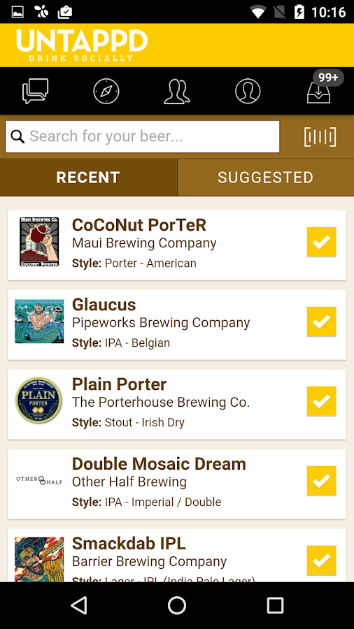 Untappd-Discover-Beer 14