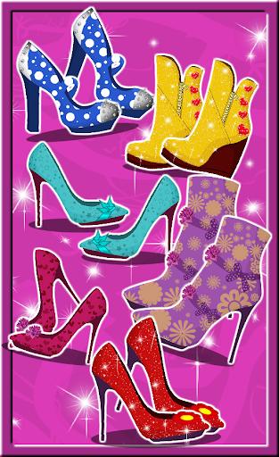 High Heels Shoe Designer apkmr screenshots 3