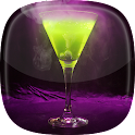 Cocktail Live Wallpaper icon