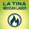 Logo of Bonfire La Tina Mexican Lager