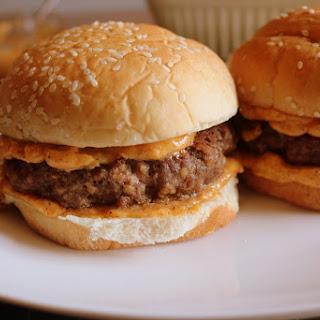 Creole Deer Burgers.