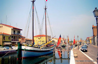 Photo: 26 juli. Italië. Cesenatico.