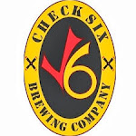 Logo of Check Six Flying Circus Coconut Hefeweizen