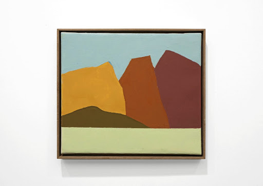 Etel Adnan, Untitled