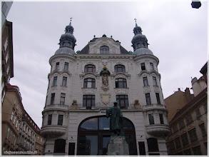 Photo: Barrio antiguo de Viena .http://www.viajesenfamilia.it/