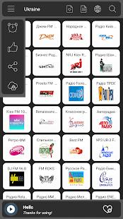 Radio Ukraine Online - náhled