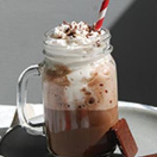 Yummy Choco-Hazelnut Latte