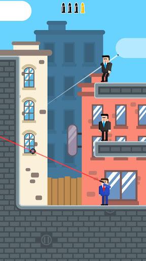 Mr Bullet - Spy Puzzles apkpoly screenshots 5