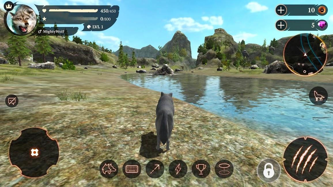 The Wolf MOD APK 2.1.2 1