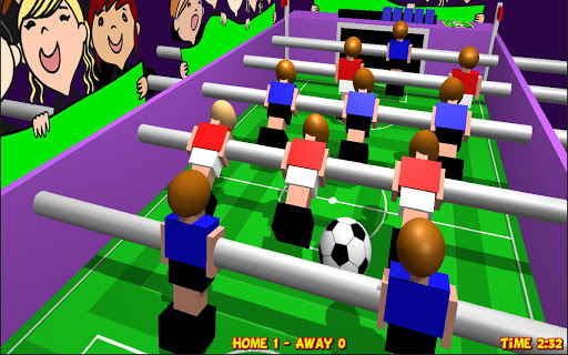 Table Football, Soccer 3D  captures d'u00e9cran 2