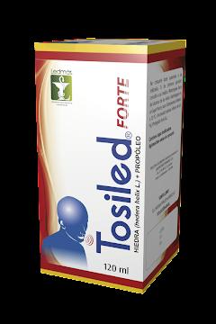 Solo Online Tosiled Forte Jbe Frasco   x 120 Ml
