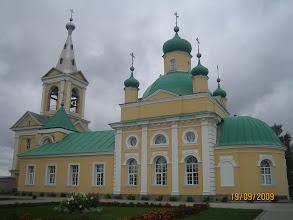 Photo: Введенская церковь - главный храм монастыря