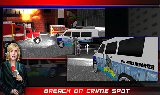 犯罪记者市3D驱动程序