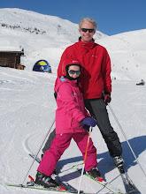 Photo: Vader en dochter