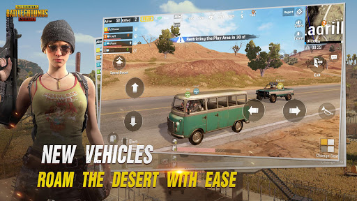 BETA PUBG MOBILE 0.7.0 screenshots 5