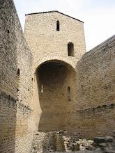 Photo: interior castell de Mur