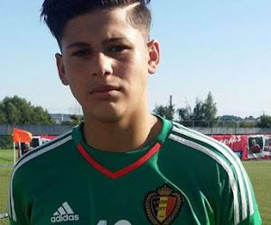 Lillo Guarneri (Belgisch-Italiaanse doelman AC Milan) heeft een akkoord bereikt met een Belgische club