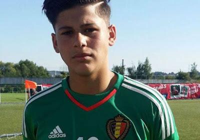 Lillo Guarneri (AC Milan) : un retour au Standard ou un transfert chez un rival?