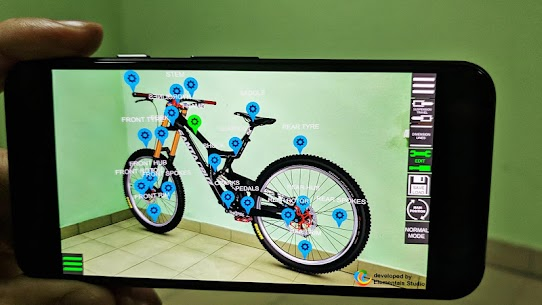 Bike 3D Configurator 5