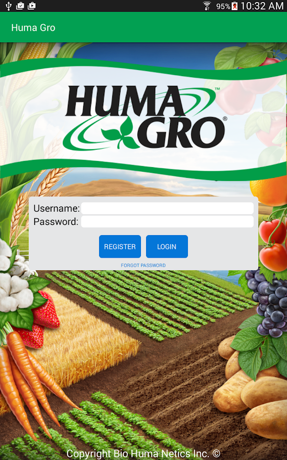 Huma Gro- screenshot