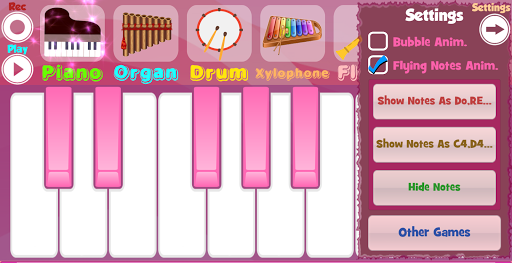 Pink Piano 1.5 screenshots 2