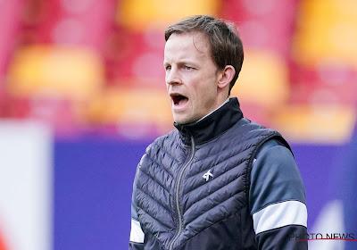 """Vincent Euvrard pense que le RWDM aurait dû recevoir un penalty à Malines : """"C'était un tournant dans le match"""""""
