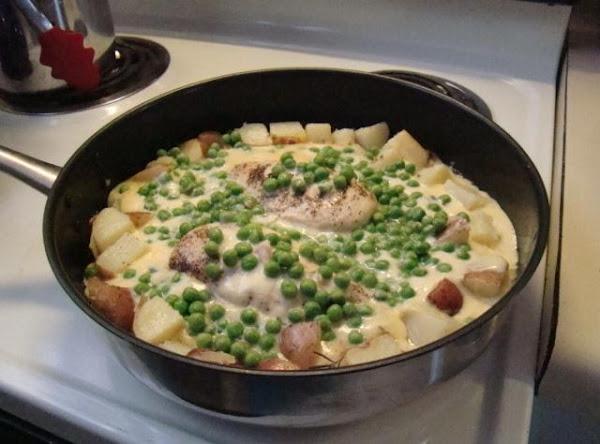 Chicken Stove-top Parmesan Casserole Recipe