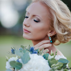 Wedding photographer Anna Spicyna (Spitsyna). Photo of 02.10.2015
