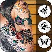 Tattoo Design - Tattoo Photo Editor for Boys