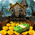 Zombie Ghosts Coin Party Dozer Icon