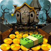 Tải Game Zombie Ghosts Coin Party Dozer