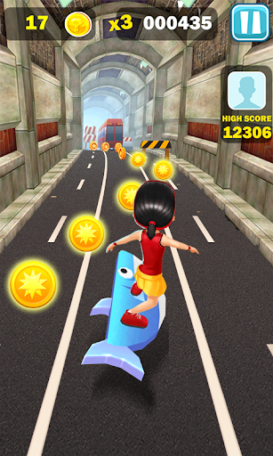 Skate Rusher Run 1.0.0 screenshots 2