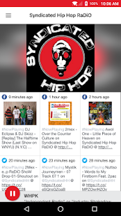 Syndicated Hip Hop RaDiO- screenshot thumbnail