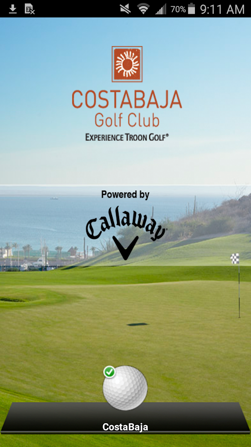 CostaBaja Golf Club- screenshot