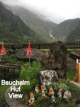 Photo: Bsuchalm Hut View
