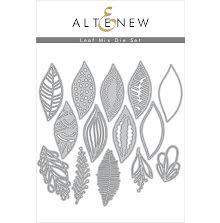 Altenew Die Set - Leaf Mix