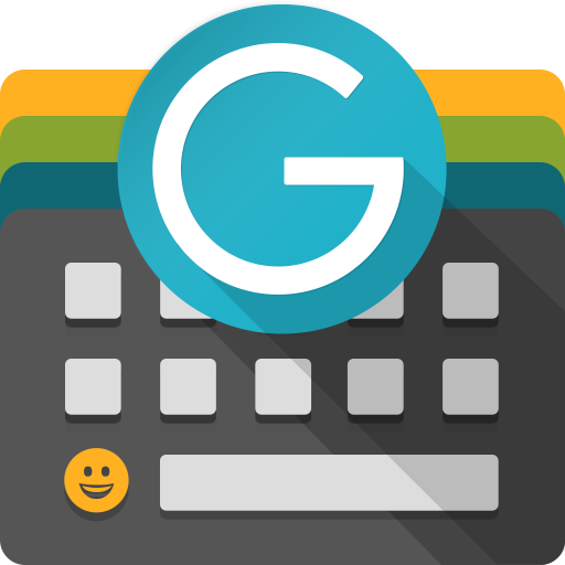Ginger Keyboard - Emoji, GIFs, Themes & Games Icon