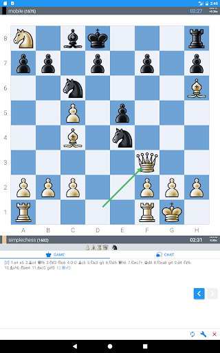 SimpleChess (Online) filehippodl screenshot 7
