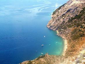Photo: Adriatic coast - Dalmatia