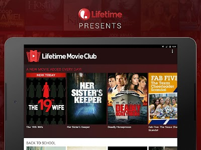 Lifetime Movie Club screenshot 10