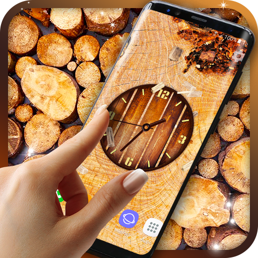 Wood and Sawdust Live Wallpapers