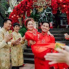 Wedding photographer Tin Trinh (tintrinhteam). Photo of 15.01.2018