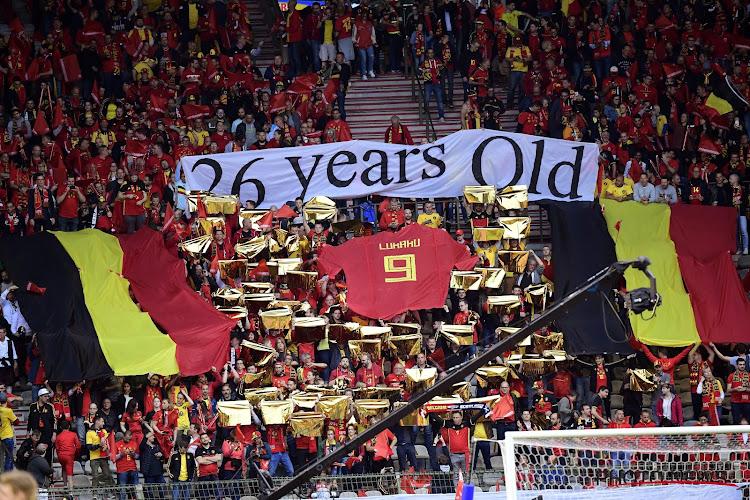 Les fans ont entrepris une tentative de réconciliation avec Romelu Lukaku